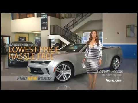 Jeanette and Kai of Vara Chevrolet - YouTube