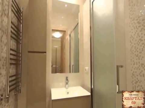 Ремонт квартиры премиум класса по дизайн-проекту с полной перепланировкой. г.Тверь