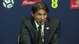 Conte: I have decided to respect my contract at Chelsea