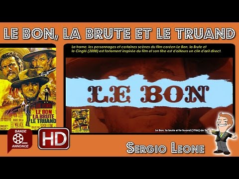 Le Bon, la brute et le truand de Sergio Leone (1966) #MrCinéma 103