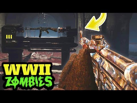 WW2 ZOMBIES PACK A PUNCH TUTORIAL! - THE FINAL REICH PACK A PUNCH EASTER EGG GUIDE