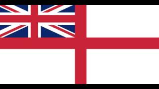 White Ensign Of The Royal Navy, 1801