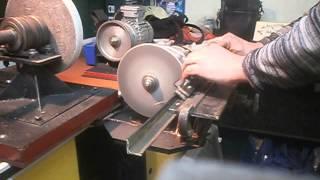 Моё приспособление  для заточки строгальных  ножей(, 2016-04-05T17:18:10.000Z)