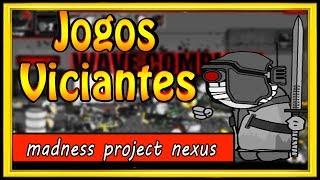 UM DOS JOGOS MAIS VICIANTES DA INTERNET MADNESS PROJECT NEXUS