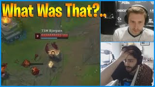 Bjergsen What Was That?...LoL Daily Moments Ep 1119