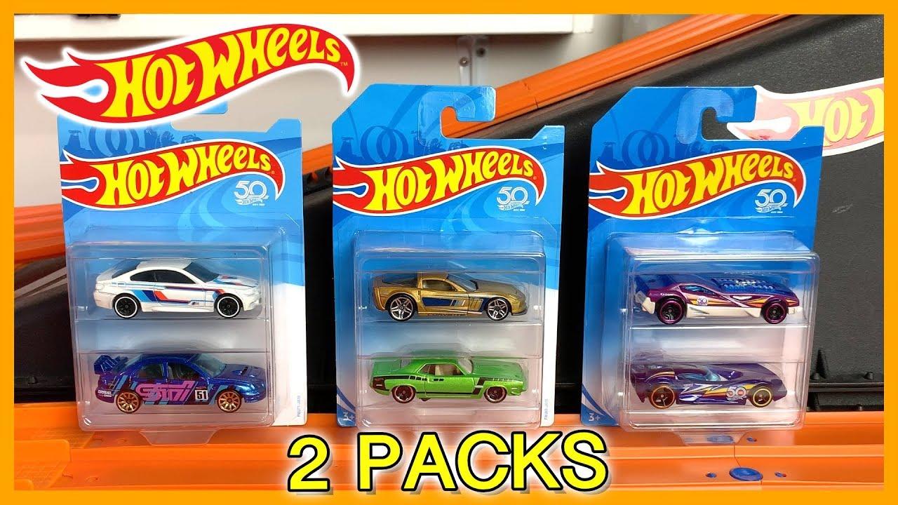 Packs of 2
