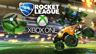 Rocket League Xbox One Gameplay - THE REAL MVP #1