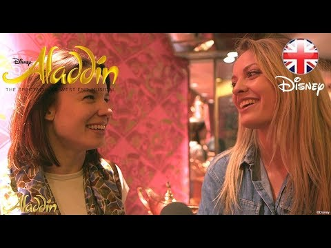 ALADDIN THE MUSICAL | London Fan Reviews! | Official Disney UK