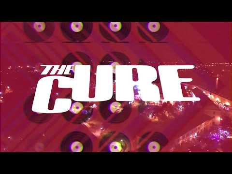 The Cure to Headline Exit Festival 2019!