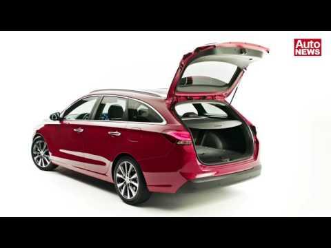 Hyundai i30 Kombi 2017 Vorstellung