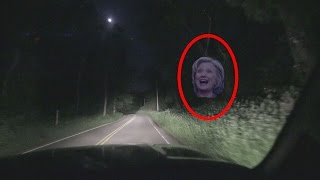 Clinton Road - The Most TERRIFYING Road in America?