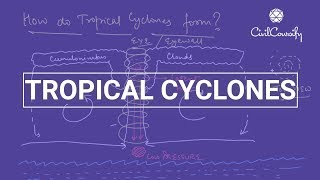 TROPICAL CYCLONES || Full Explanation || What, Where, When & How are they formed?