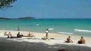 chaweng beach-long beach lodge 17th Feb.07