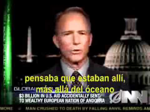 Polémica en EEUU sobre Andorra (The Onion)