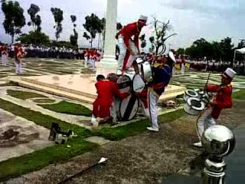 Display Marcing Band Gita Nuansa Semerbak HarDikNas 2012 - Mars PDBI
