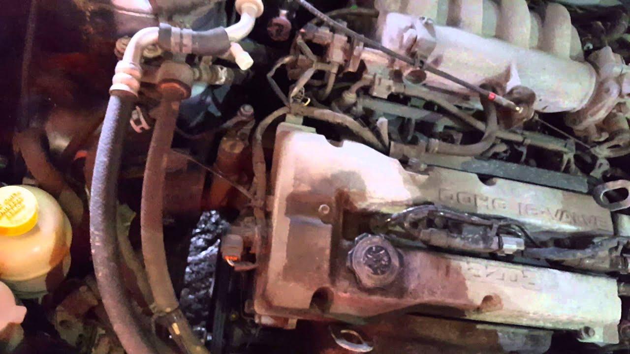 Контрактный двигатель Mazda (Мазда) 1.6 ZM | Где купить? | Тест мотора