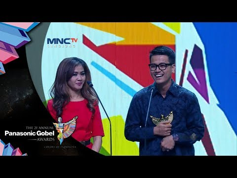 Ruben Onsu | Pemenang Presenter Entertainment Terfavorit | PANASONIC GOBEL AWARDS 2018