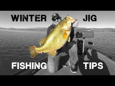Winter Jig Fishing Tips and Tricks