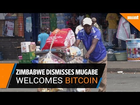 With Mugabe's likely exit, Zimbabweans are left with Bitcoin