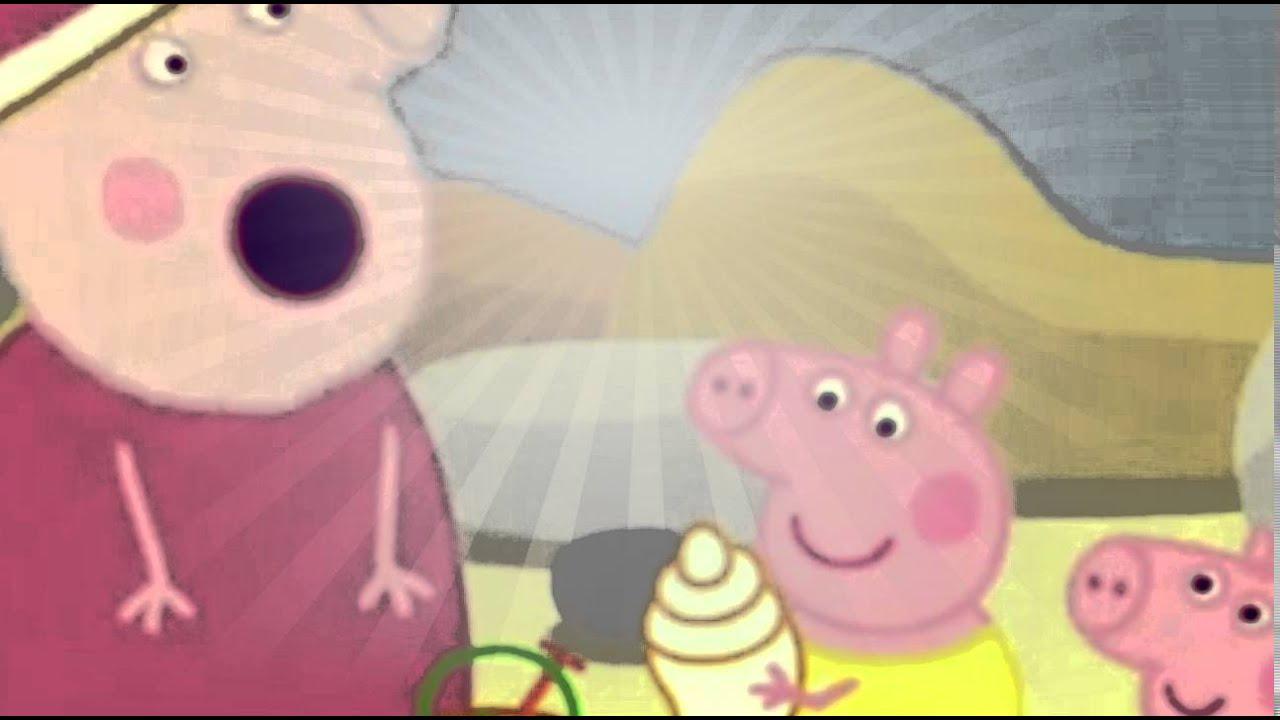Peppa Pig S2e7 Rock Pools Youtube