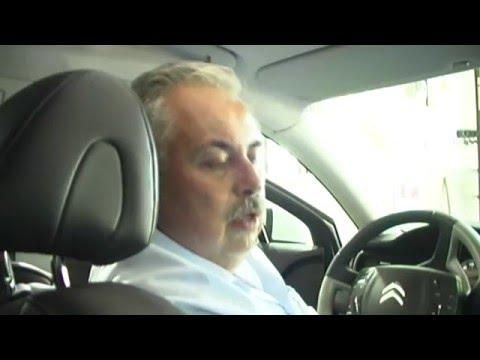 Haluk Savran'dan 2012 Model Citroen C5 1.6 E-hdi Executive Otomatik