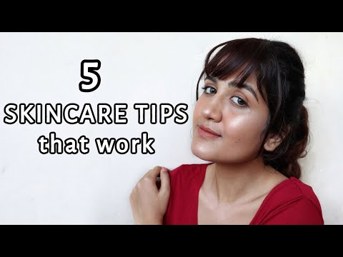 5-random-skincare-tips-that-work-|-apple-cider-vinegar-|-madhushree-joshi