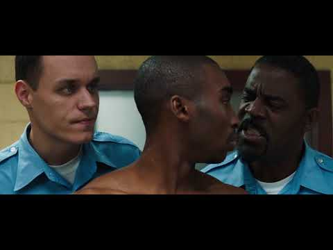 Clip: Bruce Davis -Mean Correctional Off. Reeves-ALL EYEZ ON ME Movie