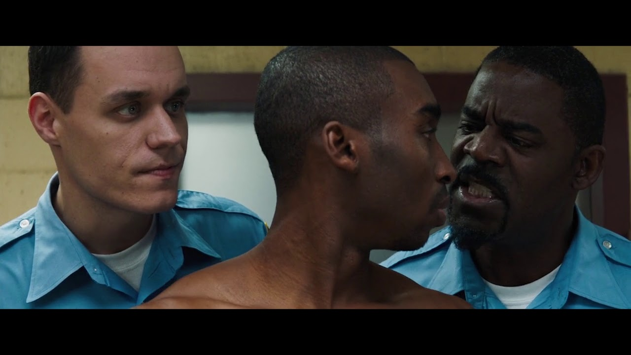 Download Clip: Bruce Davis -Mean Correctional Off. Reeves-ALL EYEZ ON ME Movie