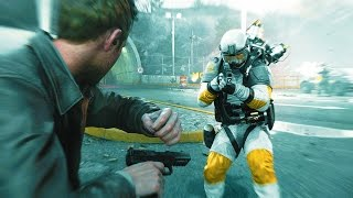 Quantum Break 46 Minutes of Gameplay Walkthrough 1080p Full Gameplay Demo Compilation