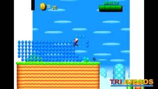 New Super Mario Bros Flash Juego De Mario Bros