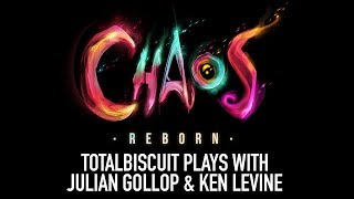 TB plays Chaos Reborn with Julian Gollop and Ken Levine