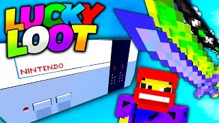 RETRO SUPER NINTENDO LUCKY LOOT OP BATTLE