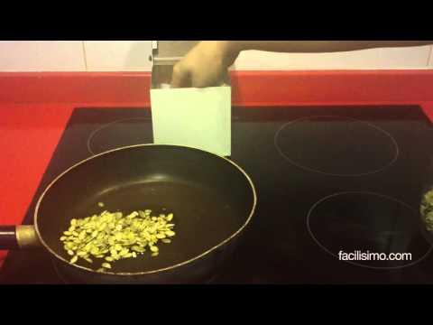 como se hacen las pipas de calabaza