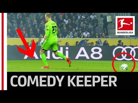Must See! Funniest Goalkeeper Moment of the Year