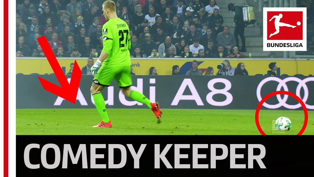 Funniest Goalkeeper Second of the 12 months