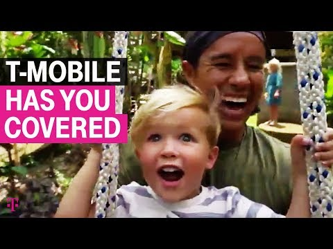 Family Vacation: T-Mobile Has You Covered thumbnail