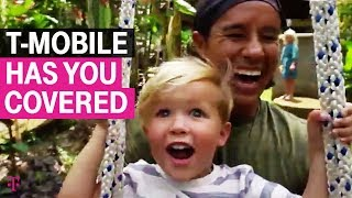Family Vacation: T-Mobile Has You Covered