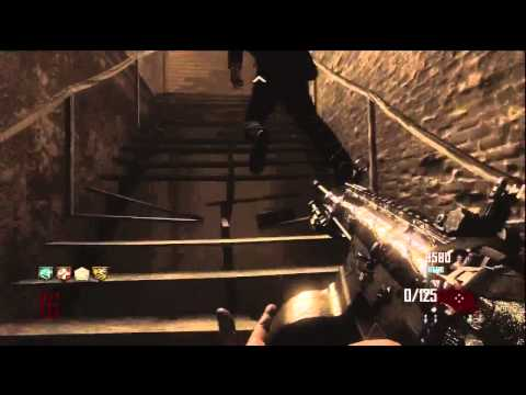 Black Ops 2 - Zombies Gameplay - (1 Hour Footage Of Town Sur