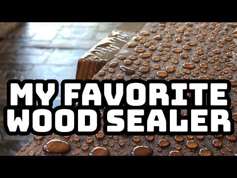 "Handmade House TV #37 ""My Favorite Wood Sealer"""