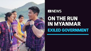 Myanmar's Exiled Resistance Leader On His Daring, Three-day Journey To Escape The Junta   ABC News