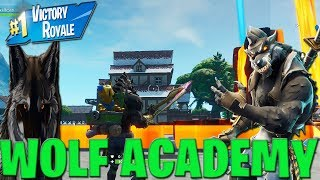Fortnite Season 8 WOLF Academy With SUBS! Fortnite Creative Mode Getting Better With Subs LIVE!
