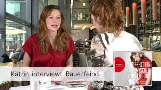 Katrin Bauerfeind: »Mir fehlt ein Tag zwischen Sonntag und Montag«