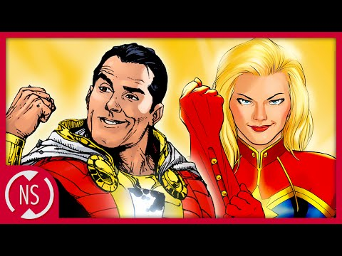 Who Owns the CAPTAIN MARVEL Name Rights? || Comic Misconceptions || NerdSync