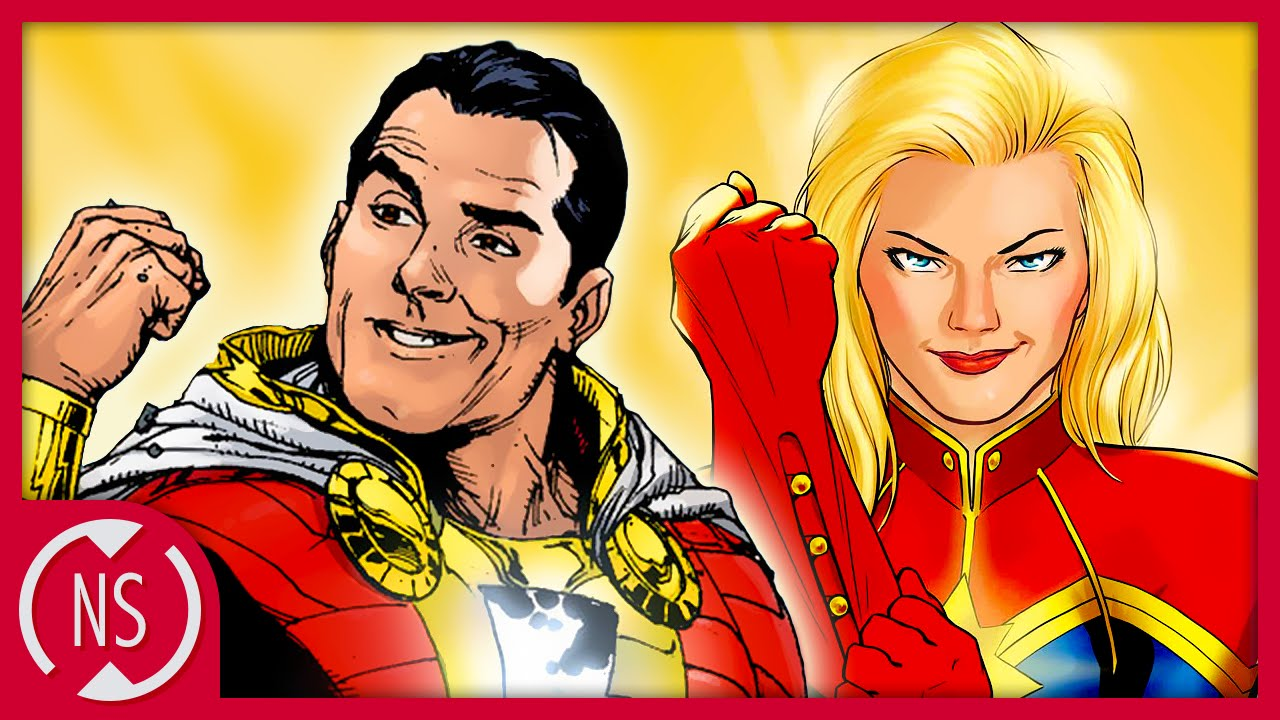 who owns the captain marvel name rights? || comic misconceptions