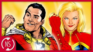 Who Owns the CAPTAIN MARVEL Name Rights? || Comic Misconceptions || NerdSync streaming