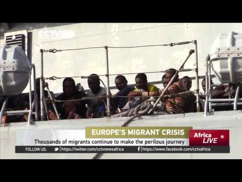 UK Foreign Minister: Migrants should be turned back as close to Libya