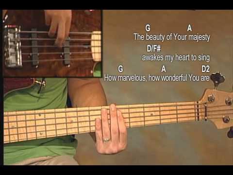 Beautiful One Bass