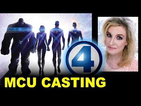 MCU Fantastic Four Casting BREAKDOWN
