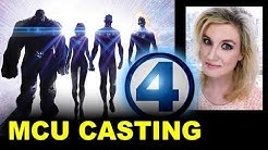 MCU Fantastic Four Casting BREAKDOWN