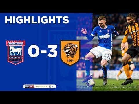 HIGHLIGHTS 🎥 | Ipswich Town 0 Hull City 3